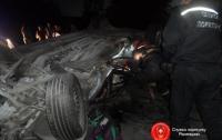 Возле Ривне столкнулись три авто: пострадавший младенец потерял мать