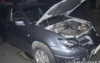 Пассажиры автомобиля бизнесмена пострадали из-за взрыва