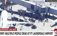 В аэропорту Флориды стреляли, есть погибшие и раненные