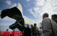 Что вытворяла «Мрія» Ан-225 на «Авиасвит-XXI» (ФОТО)
