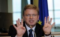 Эксперт: Фюле поможет наладить диалог между властью и оппозицией
