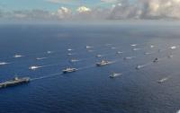 На Гавайях разбомбили десантный корабль (видео)
