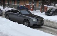 В Украине засветился самый быстрый Rolls-Royce в истории марки