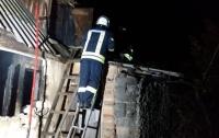 В Запорожской области два человека погибли в огне