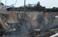 В России сгорела психиатрическая больница (ФОТО)
