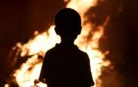 Пожар на Ривненщине: пострадал ребенок