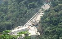 В Колумбии обрушился строящийся мост, погибли люди