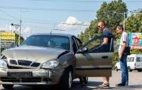 Серьезное ДТП в Днепре: в аварии пострадали дети
