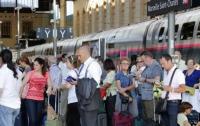 Во Франции прекратили работу поезда