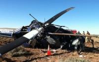 В Индии разбился вертолет спасателей, есть пострадавшие