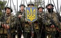 Украинские ветераны заяявили о готовности воевать с агрессором