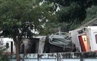 Смертельное крушение поезда на Тайване: количество жертв возросло
