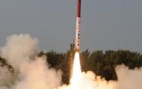Индия успешно испытала баллистическую ракету Agni-1