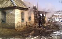 Страшный пожар в Кировоградской области: погибло трое детей