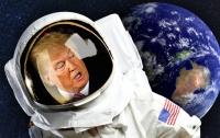 Трамп пообещал установить флаг США на Марсе