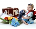 Новые правила приняты для выезда детей за границу