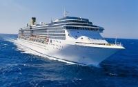 Завтра в порт Одессы зайдет судно высотой с 20-этажку