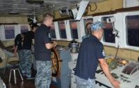 Украинские катера зашли в главную базу ВМС Турции
