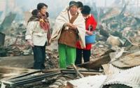 В результате землетрясений и цунами в Японии погибли почти 13 тыс. человек