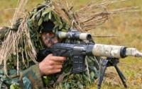Снайпер боевиков застрелил жителя в Марьинке