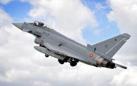 В Испании разбился истребитель, участвовавший в военном параде, пилот погиб