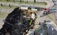 Взрыв высадил в воздух коронавирусную больницу в Неаполе (видео)
