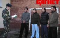 Грузинов и афганцев задержали при попытке нелегально пересечь границу Украины