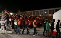 Две тысячи мигрантов обнаружили у берегов Испании
