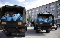 Швейцария предоставит гуманитарную помощь на Донбасс