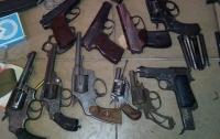 СБУ пресекла деятельность двух подпольных оружейных в Киеве
