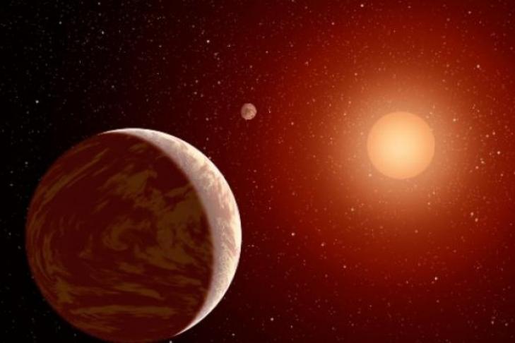 Астрономы отыскали всозвездии Льва точную копию Земли