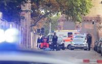 В Германии возле синагоги неизвестный устроил стрельбу