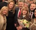 Порошенко впервые присвоил женщине звание генерала
