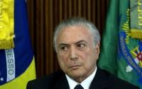 Президент Бразилии сбежал из своего дворца из-за привидений