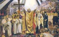 Сегодня презентуют лучший памятный знак юбилея Крещения Руси