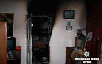 На Прикарпатье дети погибли в доме, где их закрыл отец