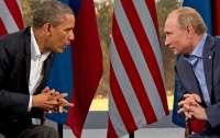 Обама вспомнил о Путине в мемуарах