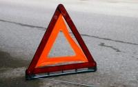 Uber протаранил два авто в центре Киева