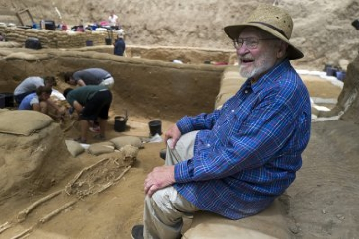 ВЛиване обнаружили древнее кладбище