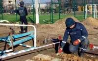 Под Одессой в школе обнаружили 350 боеприпасов