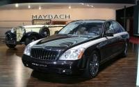 Семейство Mercedes-Maybach пополнится роскошным кроссовером