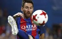 Месси забил сотый мяч в еврокубках