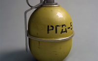 На Прикарпатье неизвестные напали на людей с гранатами