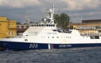Пограничники ФСБ задержали украинских рыбаков в Черном море