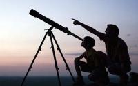 В Тернопольской области в небе появилось «распятие» (ФОТО)