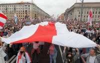 Протесты в Беларуси: В Минске задержаны более 100 человек (видео)