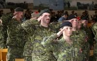 В Украине прошла ротация канадских военных инструкторов