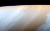 Cassini передала на Землю снимок облаков Сатурна