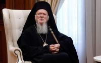Патриарх Варфоломей рассказал о