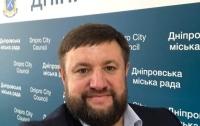 Депутат горсовета Днепра пытался организовать акцию протеста против конкурента на 25 округе